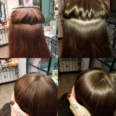 Hair Treatment by The Salon of Classic AutoSmith