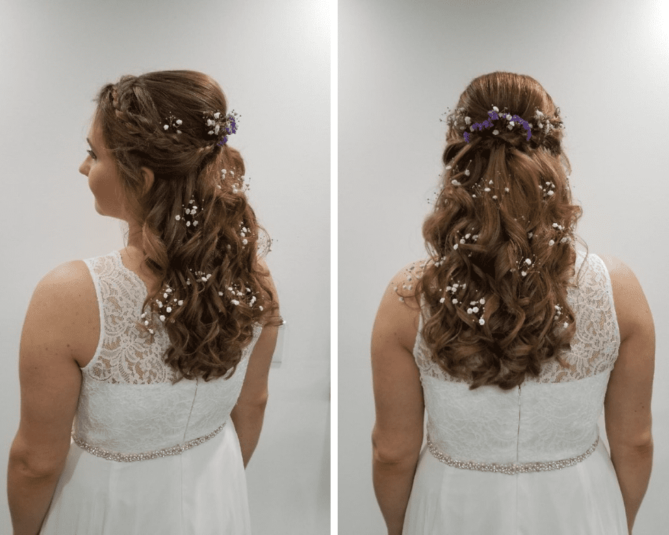 Marietta Salon Creative Updo Hairstyle